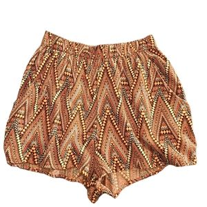 Divided by H&M High Rise Shorts Size 4